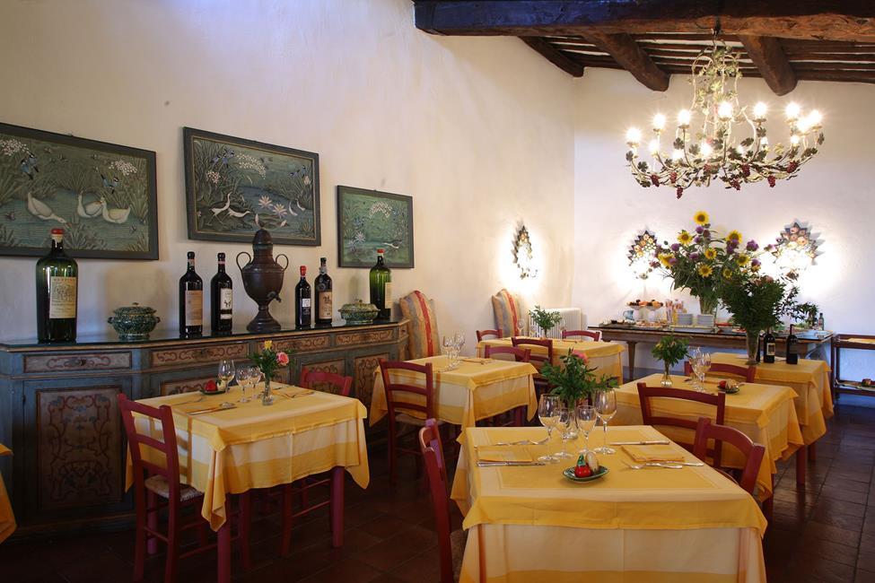 Italian Florence: Villa Le Barone (Chianti