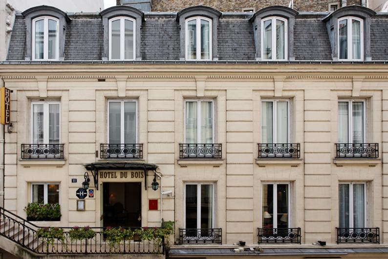 hotel du bois 16th paris hotels france small elegant hotels international. Black Bedroom Furniture Sets. Home Design Ideas