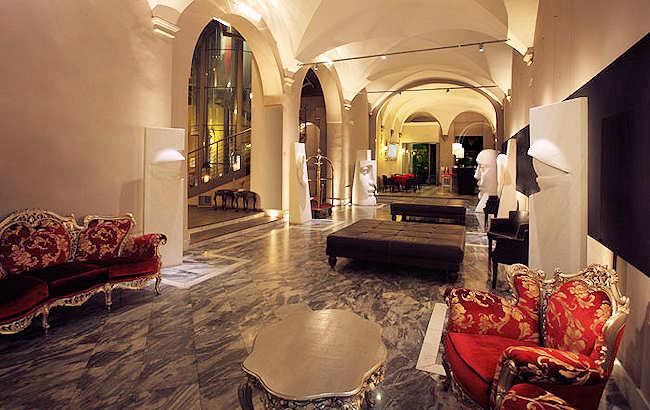 Borghese Palace Art Hotel Florence