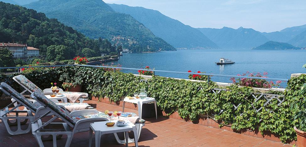Hotel Du Lac Bellagio Italian Lake District Hotels