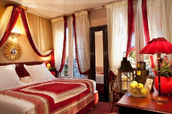 Hotel Britannique 1st Paris Hotels France Small