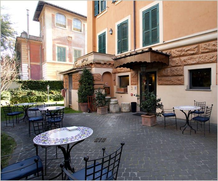 Hotel Aventino | Rome Hotels | Italy | Small & Elegant ...