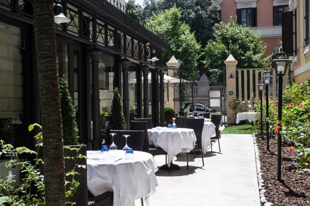 Rose Garden Palace Rome Hotels Italy Small Amp Elegant