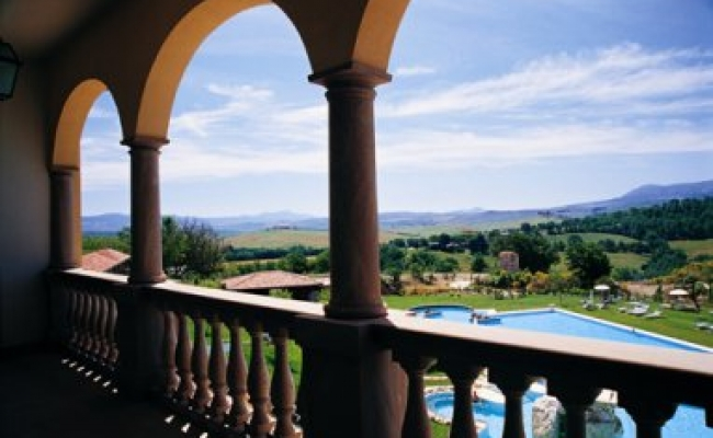 Adler thermae bagno vignoni central tuscany chianti and siena