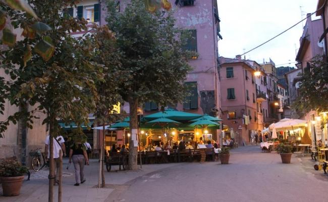 Cinque Terre Area Italy