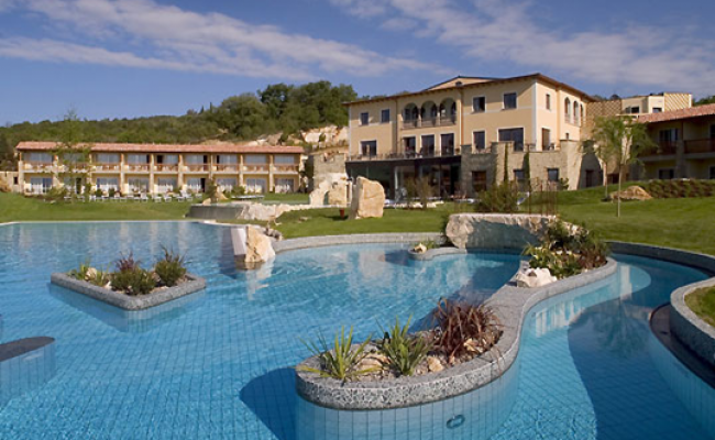 Adler thermae bagno vignoni central tuscany chianti and siena hotels italy small - Bagno vignoni spa ...