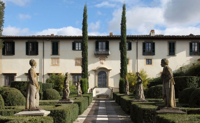 Villa Le Piazzole Florence Hotels Italy Small